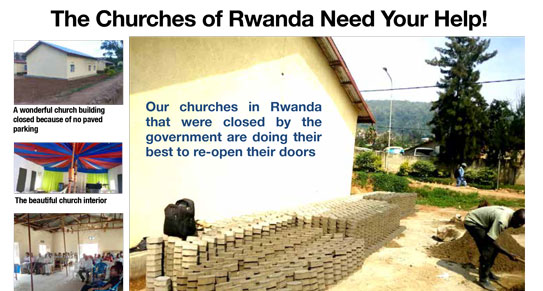 Africa Missions, Ron Kinnear